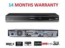 Multiregion Panasonic DMR-PWT500 Blu-Ray 3D DVD Twin Tuner HD 320GB HDD Recorder