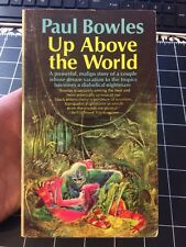 Up Above The World By Paul Bowles 1968 Rare Horror Paperback Collectible