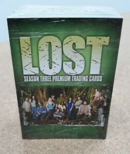 Lost Season 3 Trading Cards Approximately 55 Cards