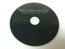 MANIC STREET PREACHERS JOURNAL POUR Plague Lovers MUSIQUE ALBUM CD 2009 - disque