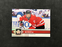 2017-18 UPPER DECK TEAM CANADA CONNOR MCDAVID RARE UD EXCLUSIVES #ed 93/100