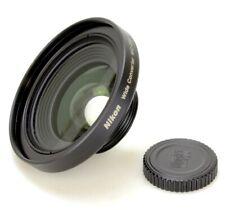 Nikon Wide Converter WC-E63 0.63X Mount M27  (Réf#V-371)