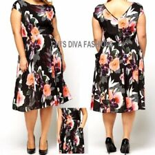 Viscose Any Occasion Floral Dresses for Women