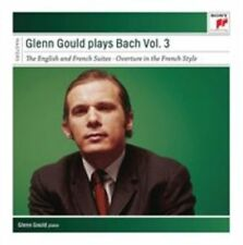 GLENN GOULD PLAYS BACH, VOL. 3: THE ENGLISH AND FRENCH SUITES; OVERTURE IN THE F