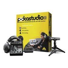 Interfaces audio et MIDI Behringer pour professionnel