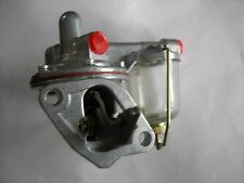TRIUMPH  TR3 TR4 TR4A FUEL PUMP WITH LEVER  AND GASKETS GAS