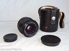 Carl Zeiss Jena DDR * MC FLEKTOGON 2.4/35mm lens * M42 * sn: 119636 , n189