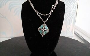 Vintage Miracle Turquoise Necklace
