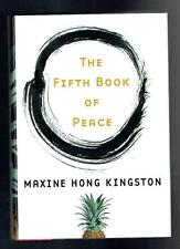 Kingston, Maxine Hong; The Fifth Book of Peace. Knopf 2003 VG