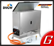 4 kW Gewächshausheizung Gasheizung Wandheizung Gas Heizung Gasheizer Heizofen