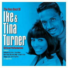 Ike & Tina Turner - The Very Best Of 3CD 2019