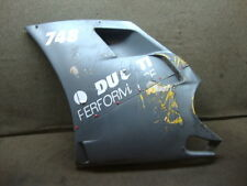 01 2001 DUCATI 748  FAIRING, SIDE COWL, LEFT #ZC80