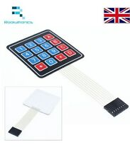 4*4 4x4 Matrix Array Keyboard 16 Key Membrane Switch Keypad For arduino