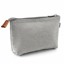 Tomtoc Portable Storage Canvas Pouch Bag Case for MacBook Laptop Accessories