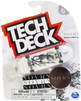 TECH DECK SINGLE PACK SOVRN CHEETAH  96MM FINGERBOARD SERIES 13