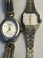 Ladies Dual Tone Caravelle By Bulova Analog Watches (2)