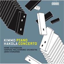 Kimmo Hakola : Kimmo Hakola: Piano Concerto CD (2009) ***NEW***