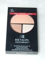 NEW Factory Sealed  Revlon Photoready Sculpting Blush Palette Color: Peach 002