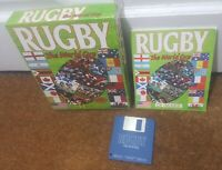 Rugby The World Cup A Game for the Commodore Amiga Computer