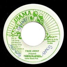 "HORACE ANDY-fade away    ujama 7""    (hear)   reggae digi"