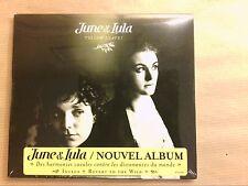 CD / JUNE & LULA / YELLOW LEAVES / NEUF SOUS CELLO