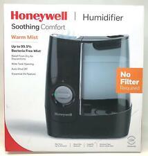 Honeywell Humidifier Soothing Comfort Warm Mist HWM845B - 1 Gal. - BRAND NEW