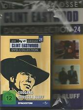 Coogans großer Bluff - DeAgostini Clint Eastwood Collection 24 / DVD