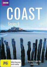 Coast : Series 9 (DVD, 2015, 2-Disc Set) R4 New, ExRetail Stock (D156)
