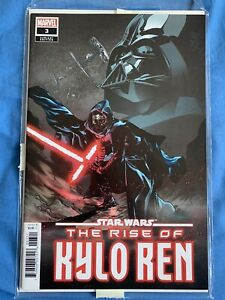 Star Wars Rise of Kylo Ren #3 Landini 1:25 Variant -1st Avar Kriss - 2020 Marvel