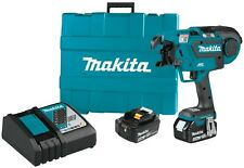 Makita XRT01TK 18V LXT Lithium‑Ion Brushless Cordless Rebar Tying Tool Kit (5.0A