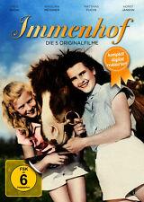 Immenhof - Die 5 Originalfilme - 3 DVD Box