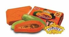 PAPAYA  SOAP & HONEY SKIN LIGHTENING SOAP  1 x 125g *ASANTEE THAILAND*