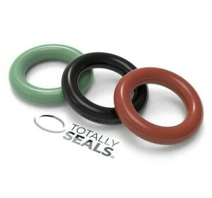 O Rings - Nitrile, Silicone, Viton - 2.5mm Cross Section - Rubber Metric Seals