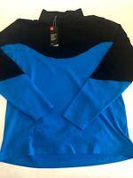 Under Armour New Midlayer 1/4 Zip Shirt/Jacket Long Sleeve Men's Size Large 1254