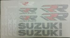 SUZUKI GSXR750RR GSXR 750RR FULL PAINTWORK DECAL KIT