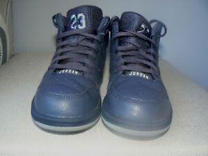BOYS Nike Jordan 1 Flight 4 Prem BP TRAINERS UK SIZE 12.5C