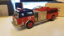 CORGI MACK CF PUMPER CHICAGO 1:50 SCALE 98484