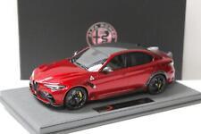 1:18 BBR Alfa Romeo Giulia GTA Rosso GTA red/ gold brakes