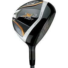 CALLAWAY X2 HOT NO. 3 FAIRWAY WOOD - STIFF FLEX - MRH - NEW!