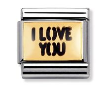 Nomination Charm I Love You RRP £25