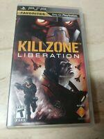 Killzone Liberation PlayStation Portable PSP