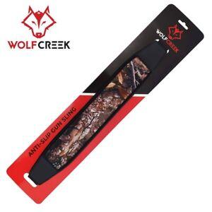 Wolf Creek Anti-Slip Neoprene  Camo Gun Sling   wc 770