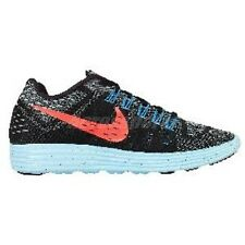 reputable site bb32a ea7cc New Nike Lunar tempo Black Blue Orange Womens Running Shoes Sneakers  705462-006