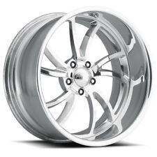 "19"" PRO WHEELS TWISTED SS 5 SET OF 4 BILLET RIMS BILLET DUB US MAGS"