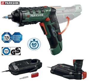 Akkuschrauber Parkside PSF 4.6 A1 Flashcharge-Schrauber - Inkl. Ladestation NEU