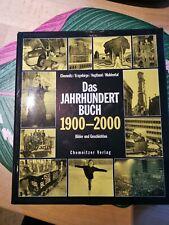 Das Jahrhundertbuch 1900-2000 Bilder und Geschichten aus Chemnitz, dem Erzgebirg