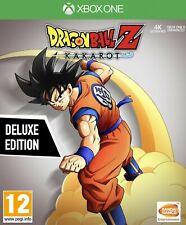 Dragon Ball Z kakarot Deluxe Edition (Xbox One Disc)