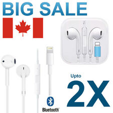 iPhone Headphones iPad Earbuds Earphones for iPhone 7 8 Plus X XR 11 12 Pro