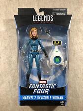 Marvel Legends Fantastic Four Invisible Woman (Walgreens) 6? Action Figure 2016