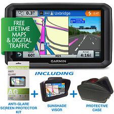 """Garmin Dezl 570 LMT-D 5"""" Truck GPS SAT NAV LIFETIME UK Europe Maps -Traffic NOH"""